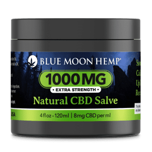 Blue Moon Hemp Salves