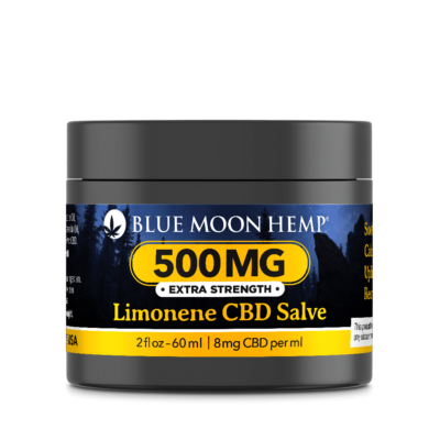 Blue Moon Hemp Salve