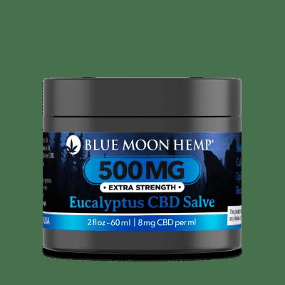 Blue Moon Hemp Salves