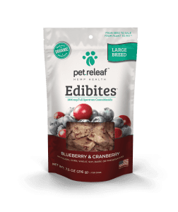 Edibites Blueberry Cranberry Large Breed