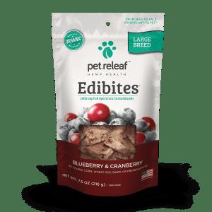 Edibites Blueberry Cranberry Large Breed