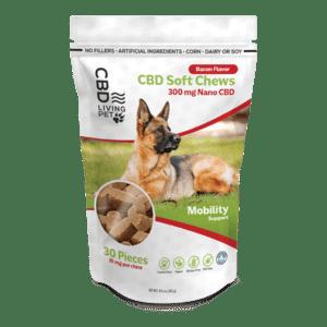 CBD Living Pet Treats