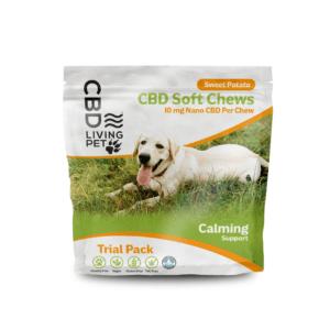 CBD Living Pet Treat