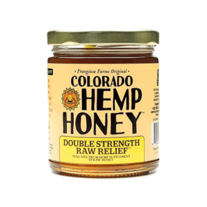 Colorado Hemp Honey Raw