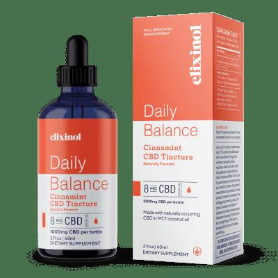 Elixinol Tincture Daily Balance