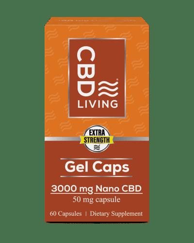 CBD Living Gelcap