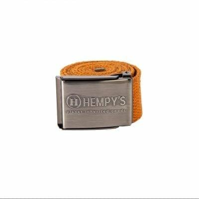 Hempy Scout Belt