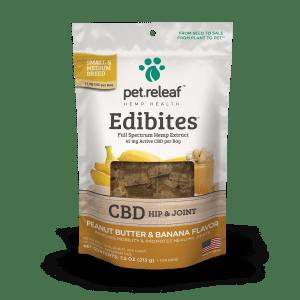Pet Releaf Standard Breed Peanut Butter and Banana
