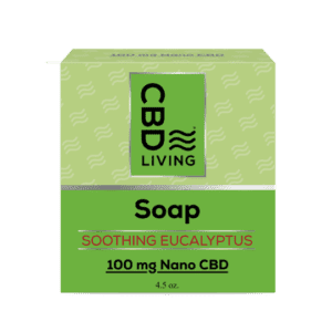 CBD Living Soap