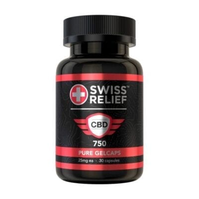 Natures Health and Body Swiss Relief