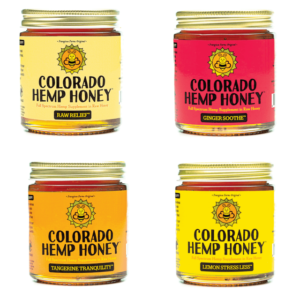 Natures Health and Body Hemp Honey
